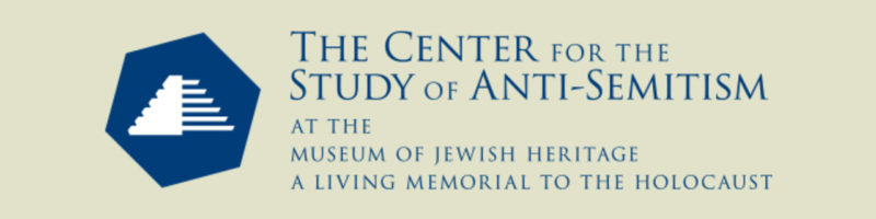 center for Study of Anti Semitism