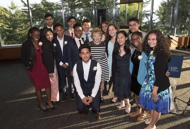 2017 HSAP interns