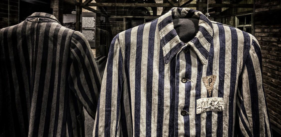 Auschwitz Inmate Uniform