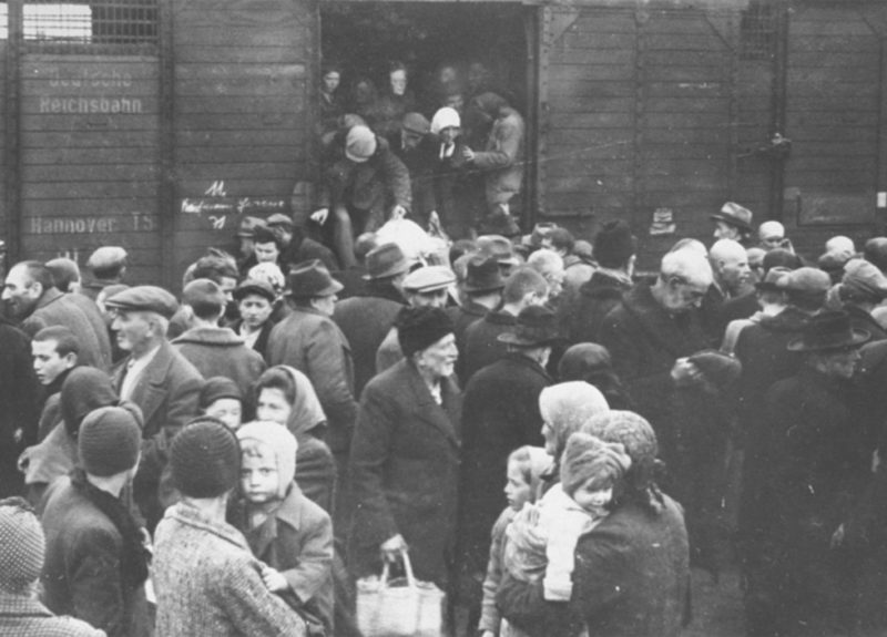 Struggle to Survive Auschwitz