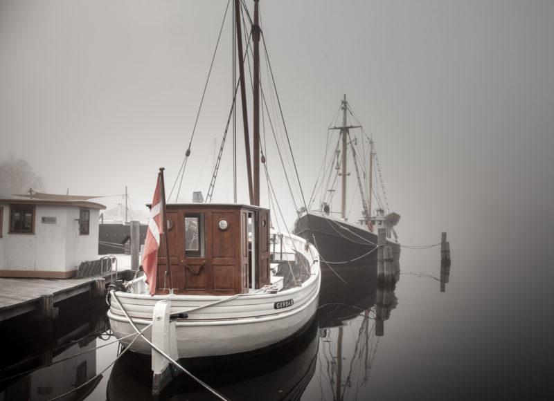 Gerda III at Mystic Seaport