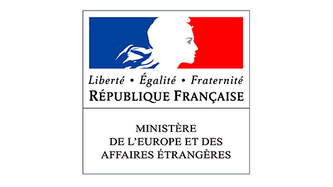 Logo of the French Consulate of NY