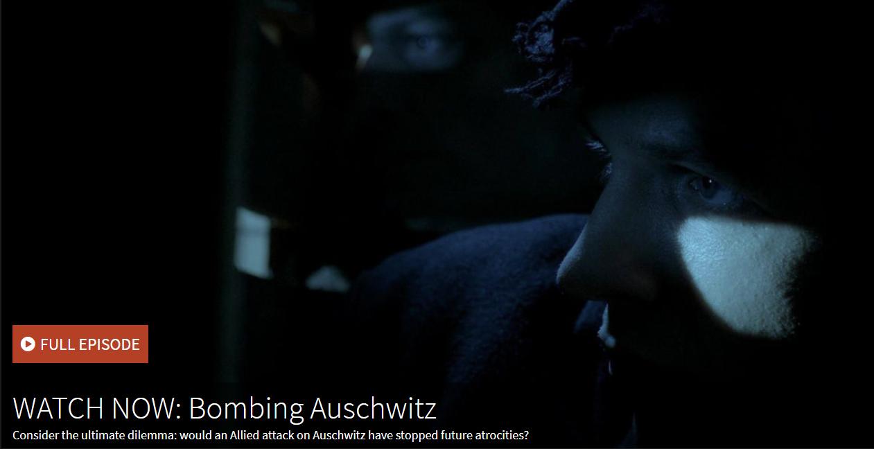 Secrets of the Dead: Bombing Auschwitz episode