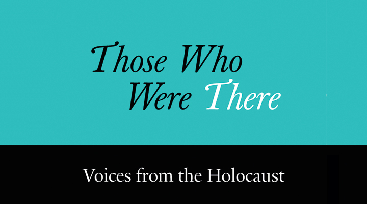 Those Who Were There podcast