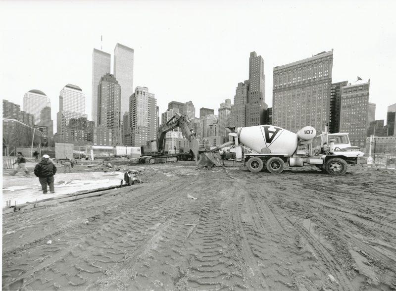 Groundbreaking for Museum Construction