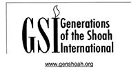 Generation of the Shoah International logo