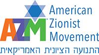 American Zionist Movement logo