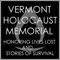 Vermont Holocaust Memorial logo