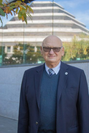 Jack Kliger, President & CEO of the Museum of Jewish Heritage - A Living Memorial to the Holocaust