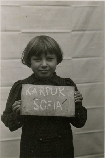 Sofia Karpuk at Kloster Indersdorf