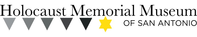 Holocaust Memorial Museum of San Antonio logo