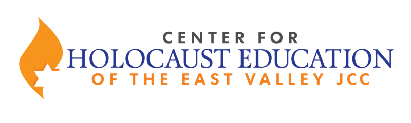 Center for Holocaust Education of the East Valley JCC logo