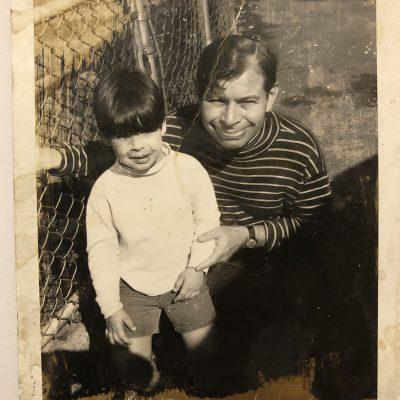 Julius Weiss and his son Herbert Isaac Weiss