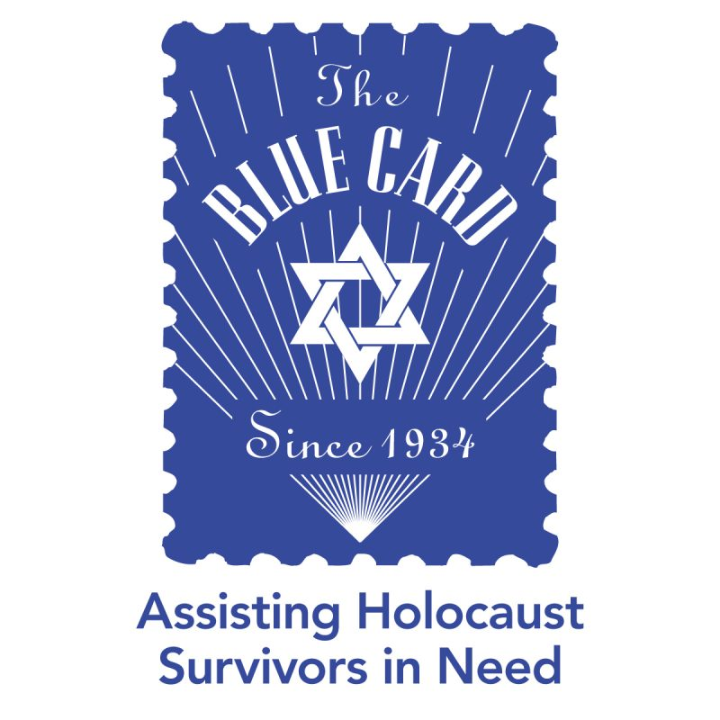 The Blue Card Fund logo