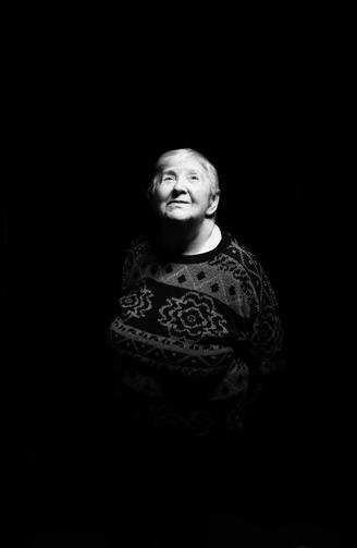 Portrait of Paula Weissman by B.A. Van Sise