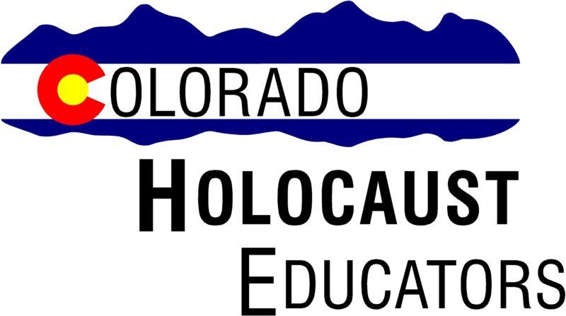 Colorado Holocaust Educators logo