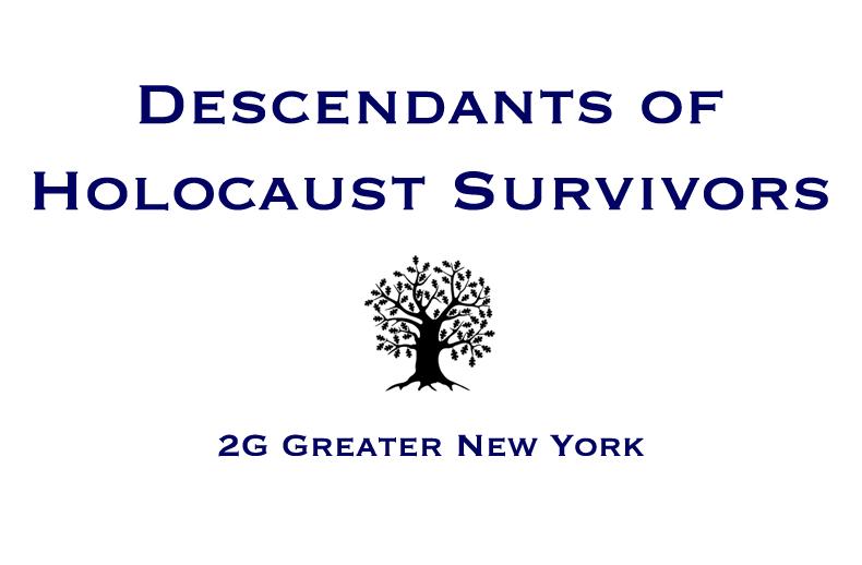 Descendants of Holocaust Survivors logo