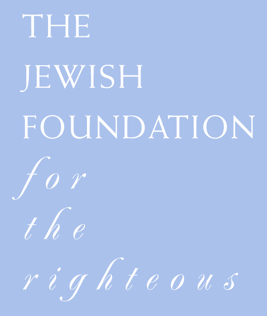 Jewish Foundation for the Righteous logo