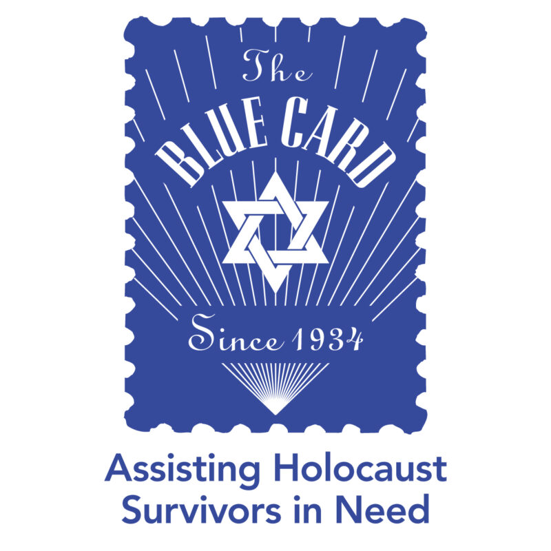 The Blue Card logo