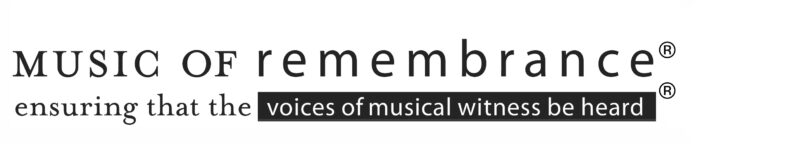 Music of Remembrance logo