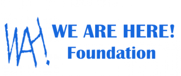 We Are Here Foundation logo