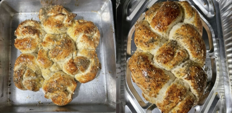 Young Friends Challah Bake submisions