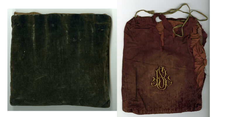 Tefillin bags found at Ponary