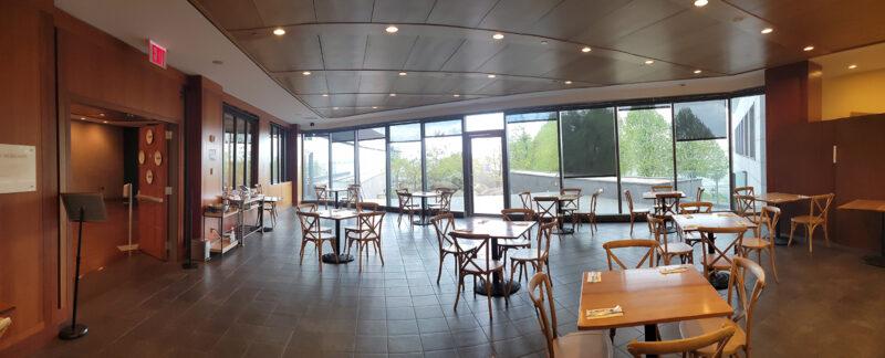 LOX at Cafe Bergson
