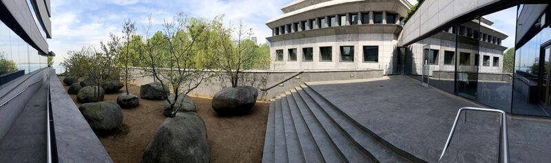 Garden of Stones Patio