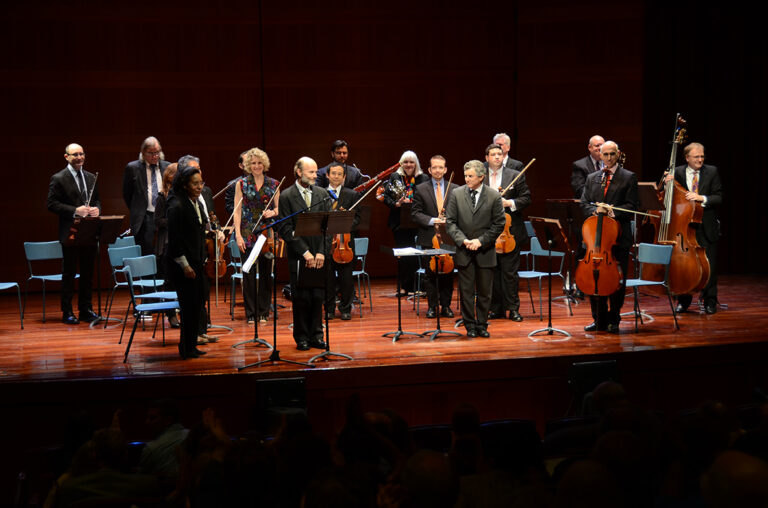 Knickerbocker Chamber Orchestra at the Museum in 2013