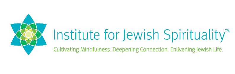Institute for Jewish Spirituality logo