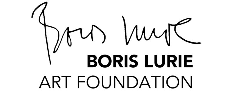 Boris Lurie Art Foundation logo