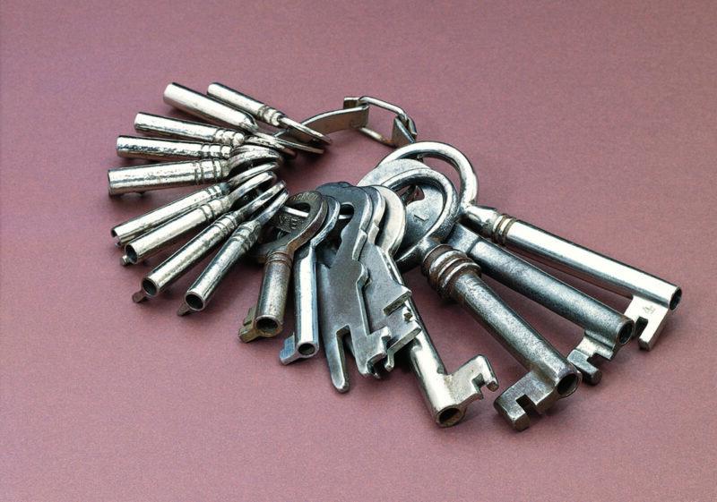 Auerbach orphanage keys