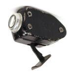 Flashlight used by Alexander Braun in hiding